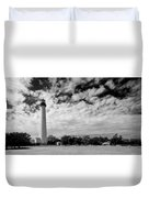 Lighthouse And Sky Duvet Cover