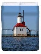 Lighthouse Restored Duvet Cover