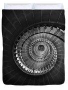 Lighthouse Spiral Staircase Duvet Cover by Gigi Ebert
