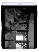 Lighthouse Stairs Duvet Cover