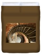Lighthouse Stairs Cape Blanco Oregon 2 Duvet Cover