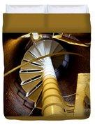Lighthouse Stairway Duvet Cover
