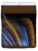Lightpainting II Duvet Cover