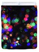 Lights Duvet Cover