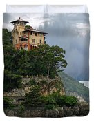 Liguria. Riviera Di Levante  Duvet Cover
