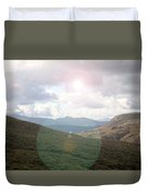Lihgt In The Sky Duvet Cover
