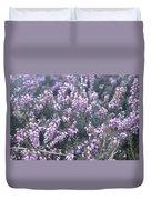 Lilac Bells Duvet Cover