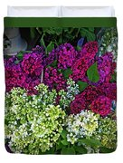 Lilac Bouquet Duvet Cover