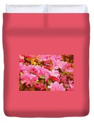 Lilac Candy Duvet Cover