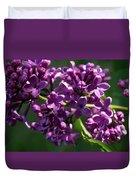 Lilac Duvet Cover