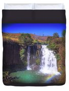 Lili Waterfall  Duvet Cover