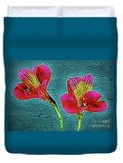 Lilies 18-10 Duvet Cover