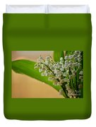 Lilies Of The Valley 1 Duvet Cover