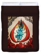 Lilith Duvet Cover