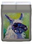 Lilloet - Llama Duvet Cover