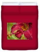 Lilly After Rain Duvet Cover