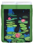 Lilly Pond Duvet Cover