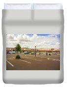 Lilongwe City Mall Duvet Cover