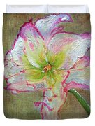 Lily From Paradise Duvet Cover