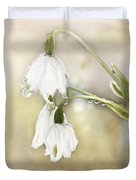 Lily Of The Valley Duvet Cover