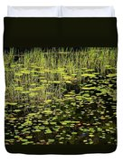 Lily Pad Place Duvet Cover