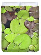 Lily Pads #1 Duvet Cover