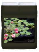 Lily Pond Monet Duvet Cover