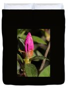Lily Ready To Bloom Duvet Cover