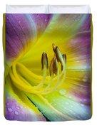 Lily Universe Duvet Cover