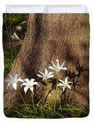Lily's Atamasco Duvet Cover