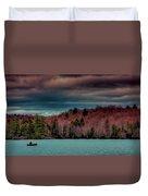 Limekiln Lake Duvet Cover