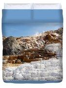 Limestone Duvet Cover