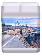 Limited Beach Access Duvet Cover