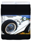 Limo Ride  Duvet Cover