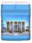 Lincoln Center Duvet Cover