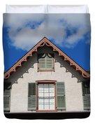 Lincoln Cottage Duvet Cover