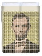 Lincoln - Gold Duvet Cover