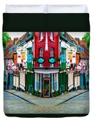 Lincoln's Steep Hill Duvet Cover