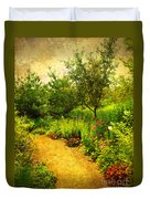 Linden Gardens 2 Duvet Cover