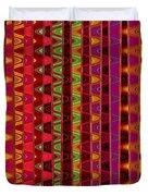 Line Waves Duvet Cover