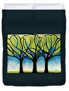 Lineage  Duvet Cover