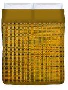 Linear Ripples 278 Duvet Cover