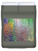 Linearized Light Duvet Cover