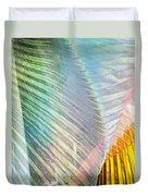 Linen Astract Duvet Cover