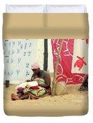 Linen For Sale Madagascar Duvet Cover