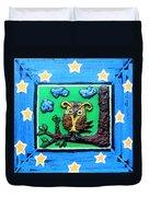 Lint Owl Duvet Cover