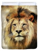 Lion Majesty Duvet Cover