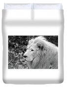 Lion Oh My Duvet Cover