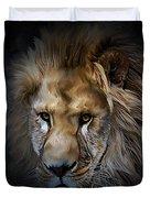 Lion Portraits 0055 Duvet Cover