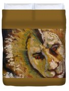 Lion Three Duvet Cover